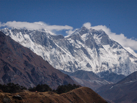 Follow us to Everest - Day 3, Acclimatisation or rest day in Namche