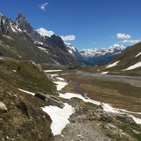 A tour around the Tour du Mont Blanc - Day 3, Les Chapieux to Refugio Elisabetta