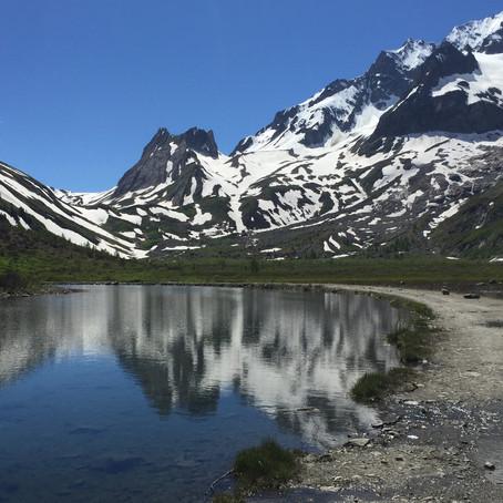 A tour around the Tour du Mont Blanc, Day 4 - Refugio Elisabetta to Courmayeur