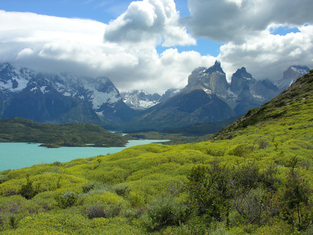 PATAGONIA, ON THE EDGE OF THE WORLD, Torres del Paine circuit, Day 3