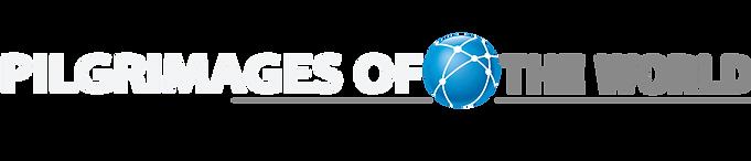 WHITEpilgimages-of-the-world-2-Logo-CMY