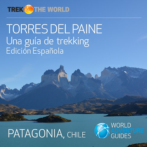 TORRES DEL PAINE, Edición Española