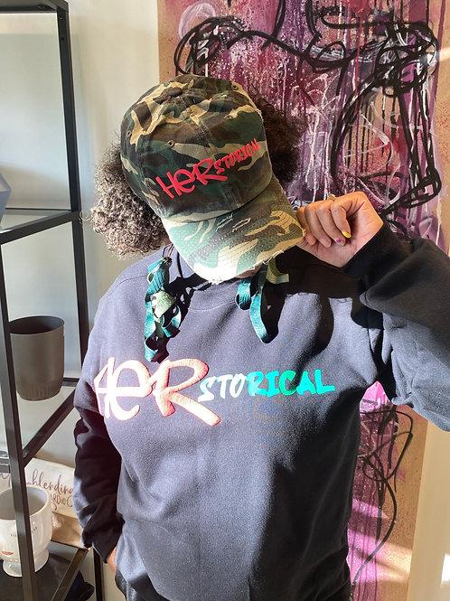 HERstorical Camo Dad Hat