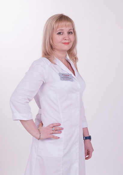 эндокринолог Тамбов Сафонова Оксана Анатольевна