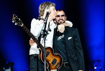Paul McCartney encerra turne Freshen Up com participações especiais