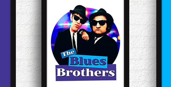Quadro The Blues Brothers
