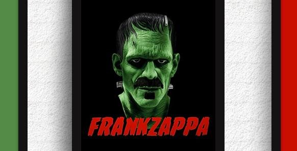 Quadro FrankZappa