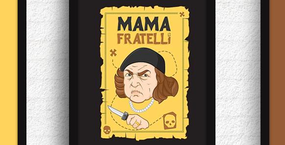 Quadro Mama Fratelli
