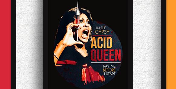Quadro Acid Queen