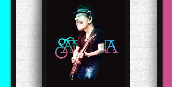 Quadro Played by Carlos Santana