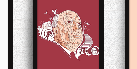 Quadro Hitchcock