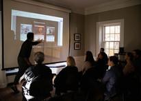 Magic the Gathering Presentation at Brushwood Center