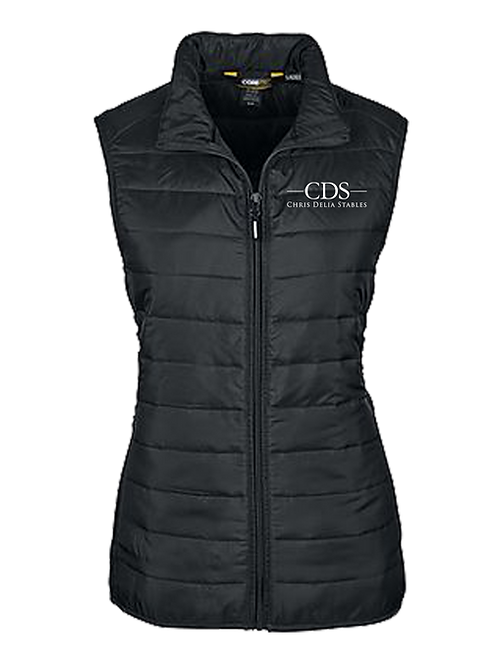 CDS  Ladies Packable Puffer Vest