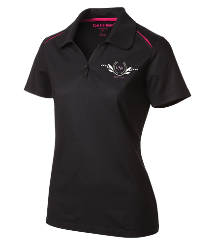 KNB Ladies Snag Resistant Accent Polo