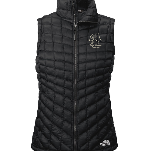 Daisy Meadows North Face Vest