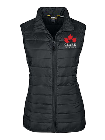 Clark Eventing Every Day Puffer Vest