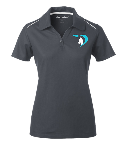 Heart of the Horse Polo Shirt