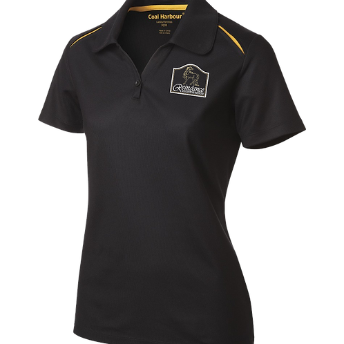 REC Ladies Snag Resistant Accent Polo