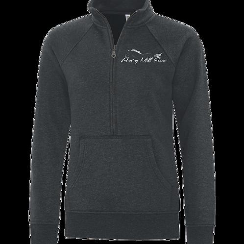 AMF Half Zip Sweatshirt Ladies