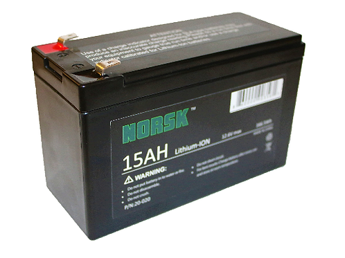 Basic 15AH Lithium Battery