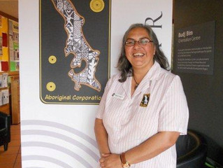 Women's Health Day at Lake Condah Mission