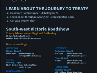 South West Treaty Roadshow