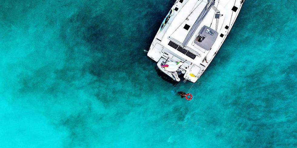 MIP X Yeman Sailing Event to Turtle Island | 野蠻部落 龜山島牛奶海 夏日出海行程