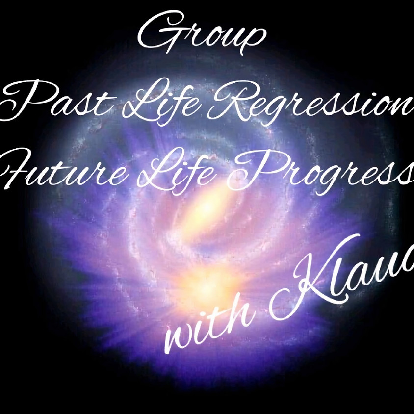 Group Past Life Regression & Future Life Progression in the Salt Room