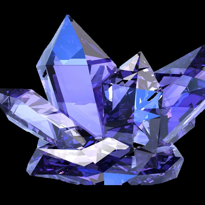 Guided Crystal Meditation