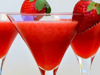 FROZEN NATIVE STRAWBERRY DAQUIRI