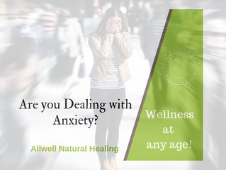 Dealing with Anxiety - Redlands Naturopath