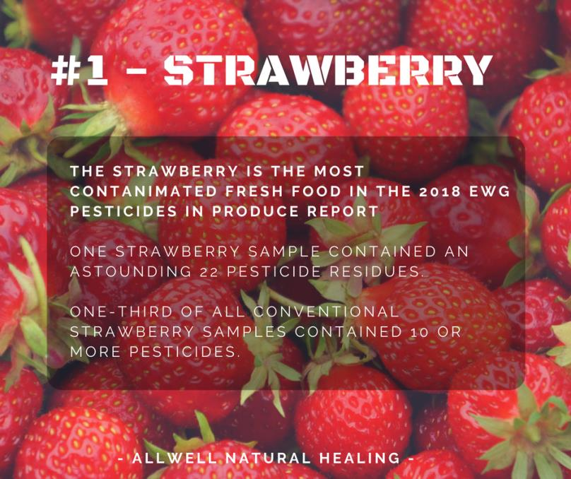 EWG 2018 - strawberry
