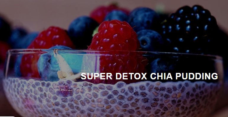 Super Detox Chia Pudding