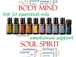 Top 10 Essential Oils for Mood Management