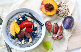 Chia seed pudding - Feed Your Body