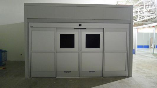 Car Manufacturing Industrial Enclosure