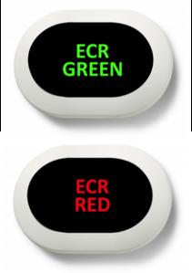 ECR Green ECR Red Custom Sign.png