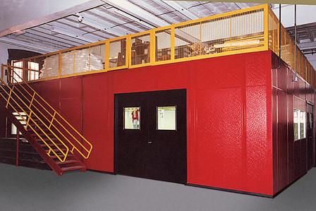 Red Enclosure