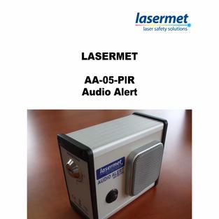 Audio Alert AA-05-PIR Instruction Manual