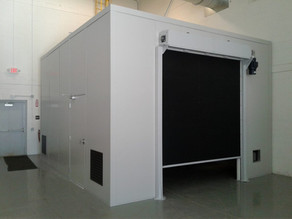 Laser Safety Enclosures – Custom made to fit your facility