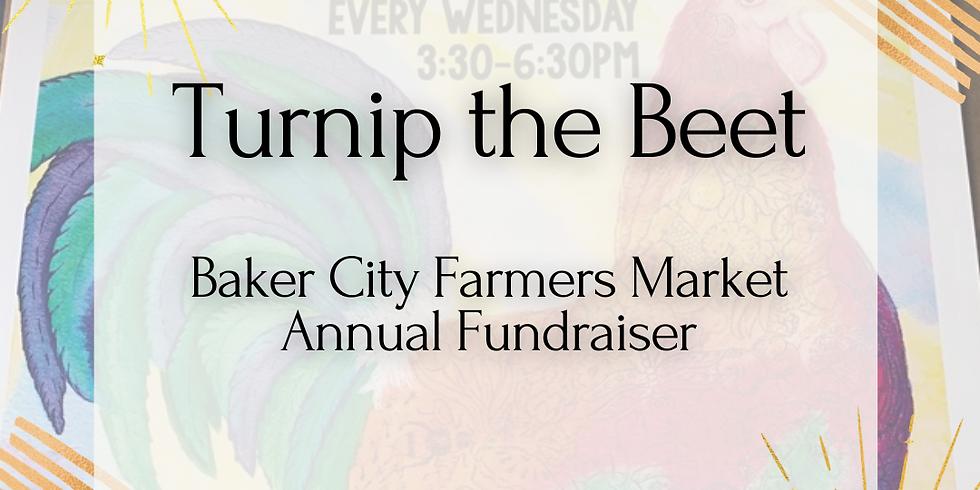 TENTATIVE: 2021 Turnip the Beet Annual Fundraiser