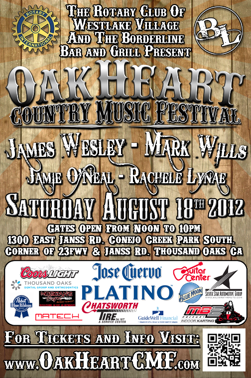 Year One - OakHeart 2012