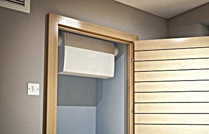 Airguard pour appartements
