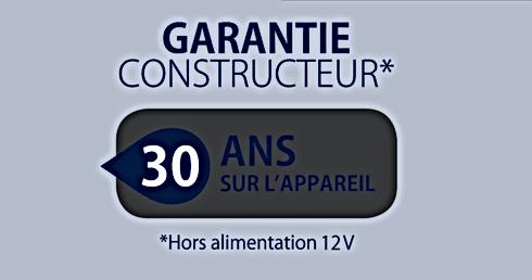 Garantie Constructeur MurGuard