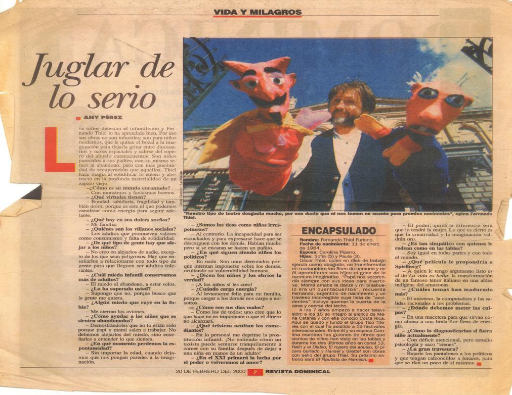 Prensa / TV
