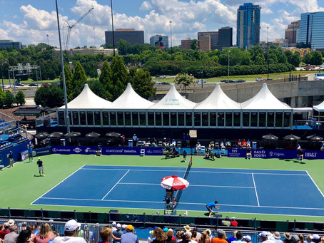 My Ladies' Day at the BB&T Atlanta Open 2018