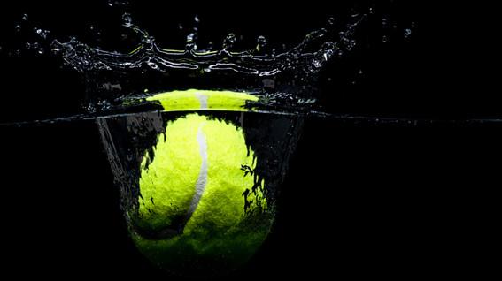 The Tennis Mixer