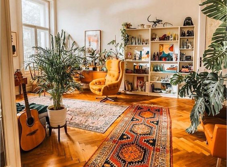 How To Style Carpets In A Bohemian Home