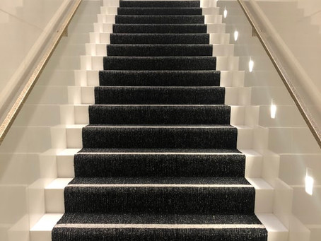 Should You Install Carpets On Your Stairs?