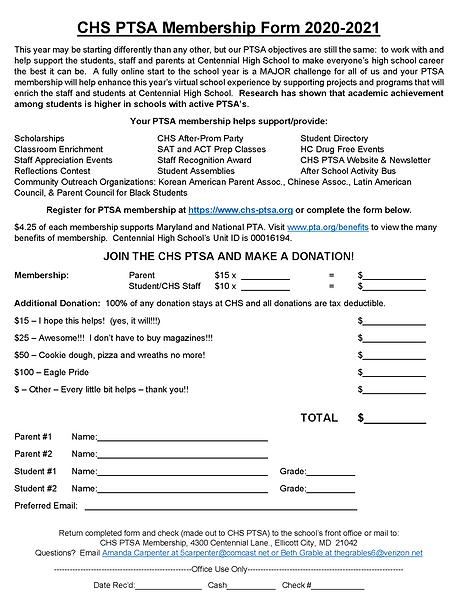 CHS PTSA membership form 2020.png